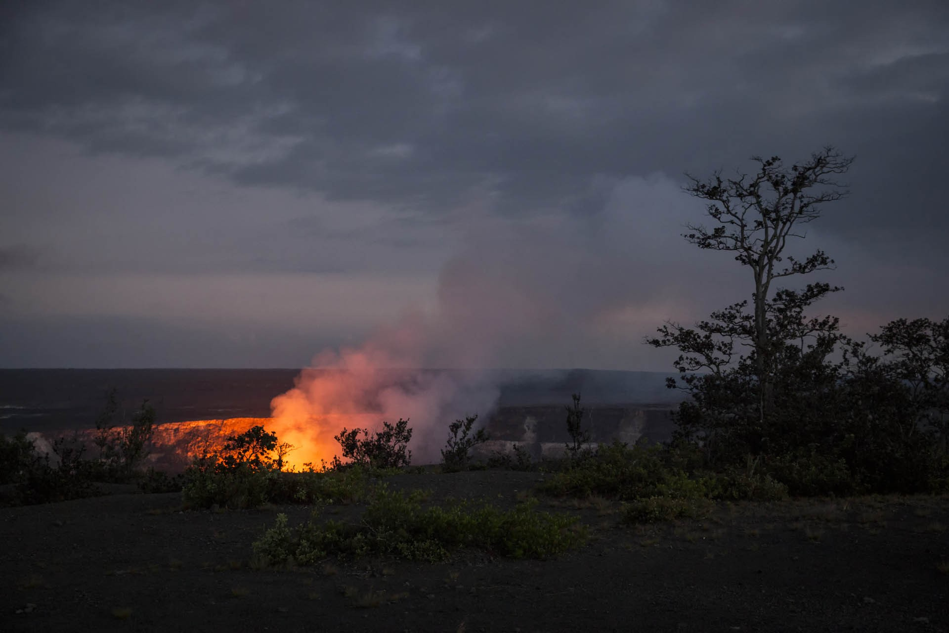Volcanoes National Park, Hawaiʻi